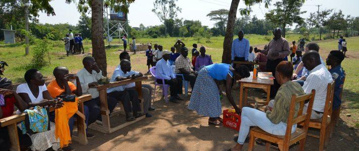Besuch der Kodhiambo School